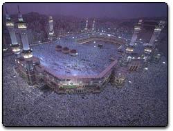 Makkah Satalite Picture