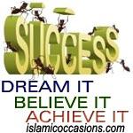 Secret of Success or Focus is Efforts